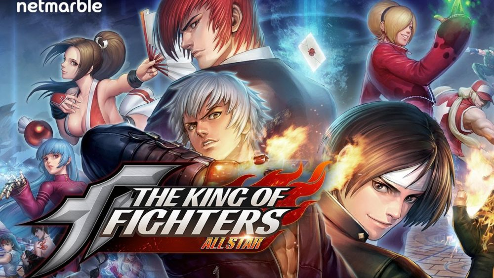 The King of Fighters All-Star é anunciado para smartphones